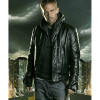 Fast and Furious Paul Walker Leather Jacket
