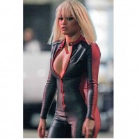 Fast & Furious 7 Rita Ora Leather Jacket