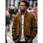 Ludacris Fast and Furious 9 Leather Jacket