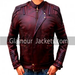 Guardians of the Galaxy 2 Chris Pratt Jacket