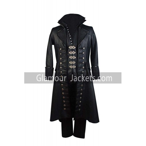 Once Upon a Time Captain Hook Costume