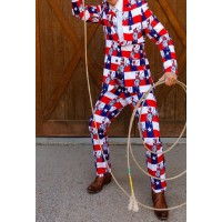 Texas Christmas Suit Blazer