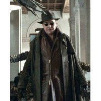 Spider-man No Way Home Doctor Octopus Trench Coat