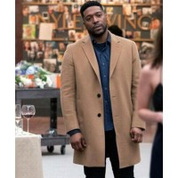New Amsterdam Dr. Floyd Reynolds Coat