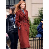 The Undoing Nicole Kidman Wool Coat