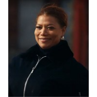 The Equalizer 2021 Queen Latifah Black Jacket