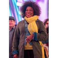 The Equalizer Lorraine Toussaint Grey Coat