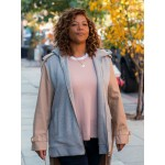 The Equalizer 2021 Robyn Mccall Tail Jacket