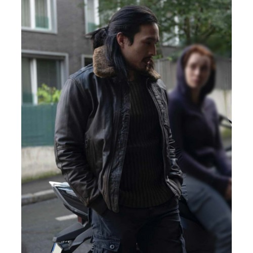 The Falcon and the Winter Soldier Dovich Bomber Jacket