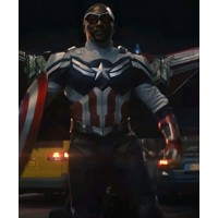 The Falcon and the Winter Soldier Sam Wilson Captain America Jacket