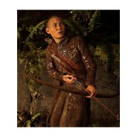 The Last Of Us Part II Lev Brown Hooded Jacket