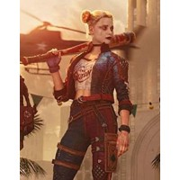 Suicide Squad Kill The Justice League Harley Quinn Jacket