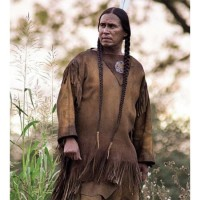 The American West Moses Brings Leather Jacket