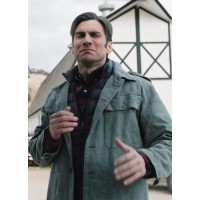 Wes Bentley Yellowstone Jamie Dutton Jacket