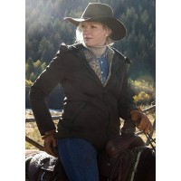 Yellowstone Evelyn Dutton Jacket