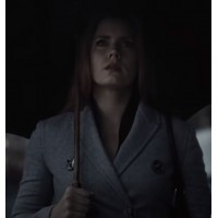 Amy Adams Zack Snyder's Justice League Grey Coat